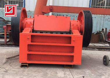 7.5kw Motor Jaw Rock Crusher Machine For Stone Crushing 910*750*990