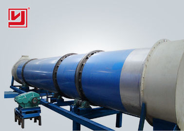 Customsized Industrial Rotary Dryer For Drying Spent Wet Distillers Grains