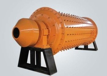 Professional Horizontal Ball Mill Grinder , Industrial Ball Mill 210kw Main Motor